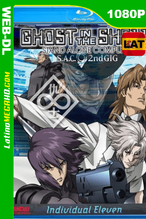 Ghost in the Shell – Individual Eleven (2006) Latino HD WEB-DL 1080P ()
