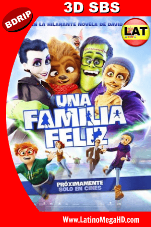 La Familia Monster (2017) BDRIP 3D SBS 1080p Dual Latino-Ingles HD