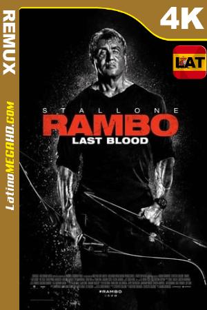 Rambo: la última misión (2019) Latino HDR Ultra HD BDRemux 2160P - 2019