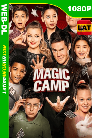 Campamento Mágico (2020) Latino HD WEB-DL 1080P ()