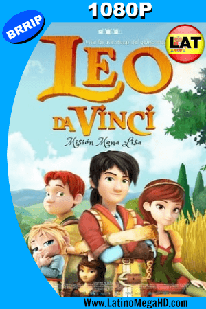Leo Da Vinci: Mission Mona Lisa (2018) Latino HD 1080P ()