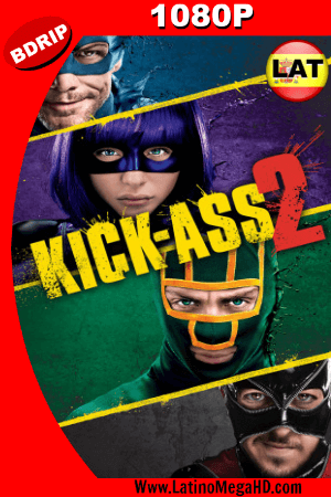 Kick-Ass 2: Con Un Par (2013) Latino HD BDRIP 1080P ()