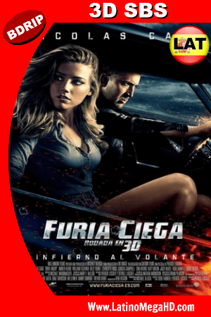 Furia Ciega (2011) Latino FULL 3D SBS BDRIP 1080P ()
