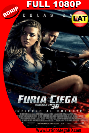 Furia Ciega (2011) Latino HD BDRIP 1080P ()