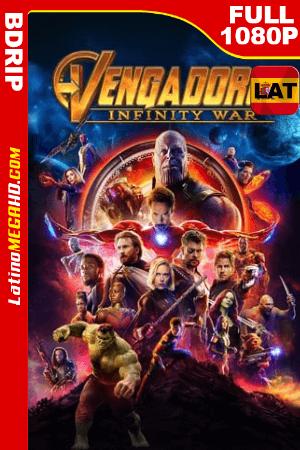 Avengers: Infinity War (2018) (OPEN MATTE) Latino HD BDRip 1080P ()