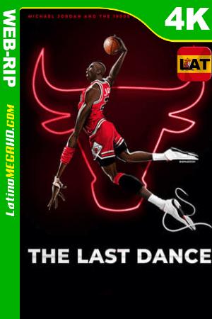El último baile (Miniserie de TV) (2020) Latino Ultra HD WEB-RIP 2160p ()