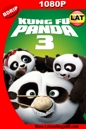 Kung Fu Panda 3 (2016) Latino HD BDRIP 1080P ()
