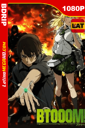 Btooom! (2012) Temporada 1 (03/12) Latino HD BDRIP 1080P ()