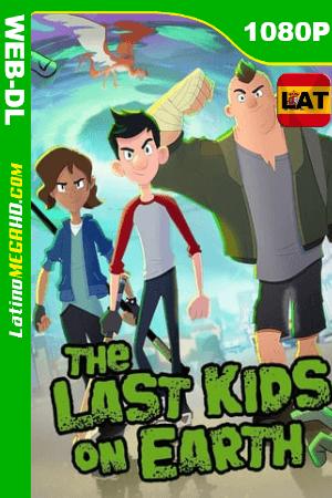 Los héroes del apocalipsis (Serie de TV) Libro 1 (2019) Latino HD WEB-DL 1080P ()