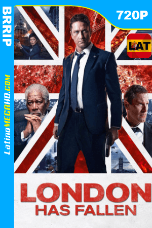 Londres Bajo Fuego (2016) Latino HD BRRip 720p ()