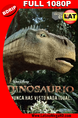 Dinosaurio (2000) Latino HD BDRip 1080P ()
