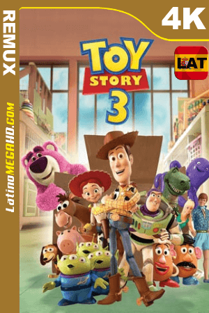 Toy Story 3 (2010) Latino HDR Ultra HD BDRemux 2160P ()