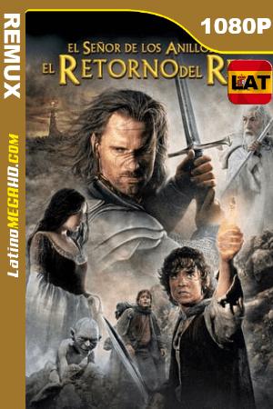 El Señor de los Anillos: El Retorno del Rey (2003) Latino HD BDREMUX 1080p ()