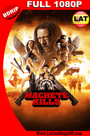 Machete Kills (2013) Latino Full HD BDRip 1080p ()