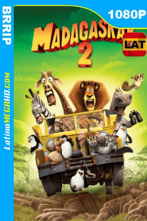 Madagascar 2 (2008) Latino HD BRRIP 1080P ()