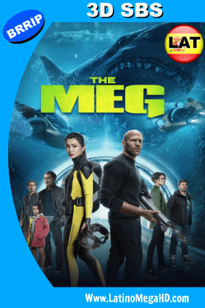 Megalodón (2018) Latino FULL 3D SBS 1080P ()