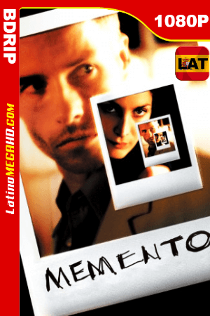 Memento (2000) Latino HD BDRIP 1080P ()