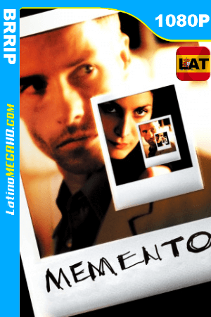 Memento (2000) Latino HD BRRIP 1080P ()