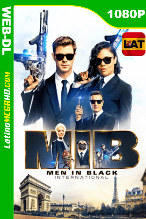 Hombres de Negro MIB Internacional (2019) Latino HD WEB-DL 1080P ()