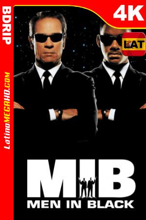 Hombres de negro (1997) Latino HD BDRip 4K ()