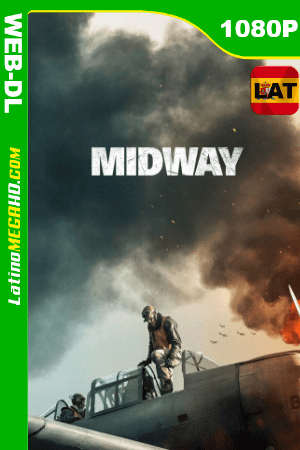 Midway: Ataque en altamar (2019) Latino HD WEB-DL 1080P ()