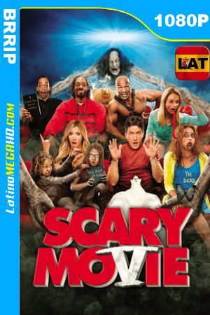 Scary Movie 5 (2013) Latino HD BRRIP 1080P ()