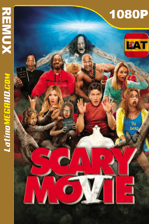 Scary Movie 5 (2013) Latino HD BDRemux 1080P ()