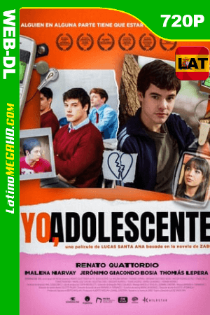 Yo, adolescente (2019) Latino HD WEB-DL 720P ()