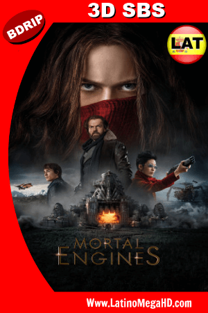 Máquinas Mortales (2018) Latino Full 3D SBS BDRIP 1080P ()