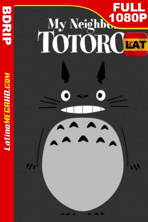 Mi Vecino Totoro (1988) Latino FULL HD BDRIP 1080P ()