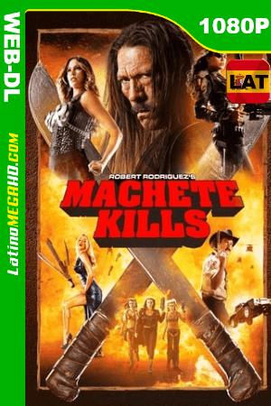 Machete Kills (2013) Latino HD WEB-DL 1080p ()