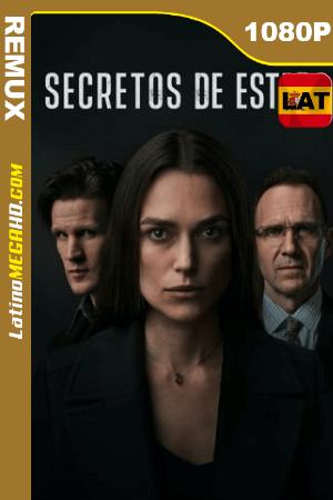 Secretos de Estado (2019) Latino HD BDREMUX 1080p ()