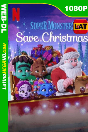 Super Monsters Save Christmas (2019) Latino HD WEB-DL 1080P ()