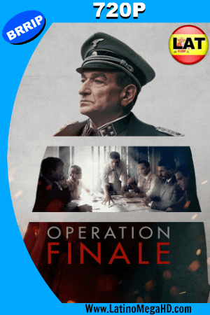 Operación Final (2018) Latino HD 720P ()