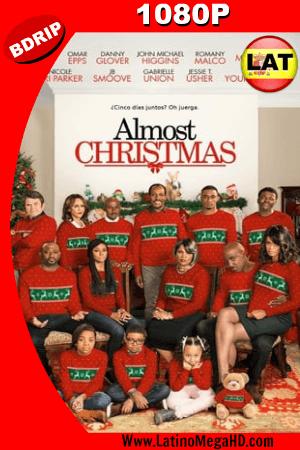 Almost Christmas (2016) Latino HD BDRIP 1080P ()