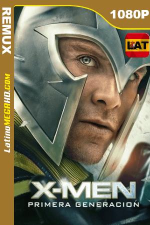 X-Men: Primera generación (2011) Latino HD BDRemux 1080P ()