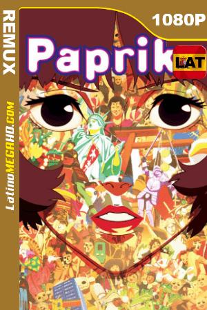 Paprika (2006) Latino HD BDRemux 1080P ()