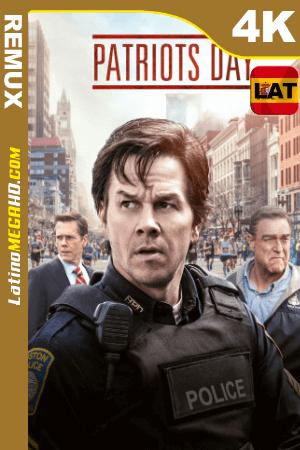 Día del atentado (2016) Latino UltraHD BDREMUX 2160p ()