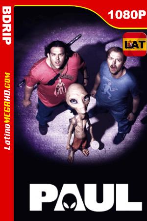 Paul (2011) Latino HD BDRip 1080P ()