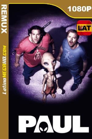 Paul (2011) Latino HD BDREMUX 1080P ()