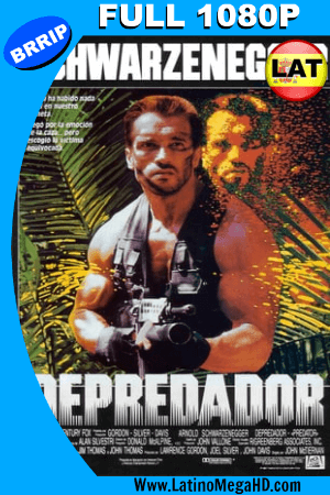 Predator (1987) Latino FULL HD 1080P ()