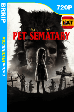 Cementerio Maldito (2019) Latino HD 720P ()