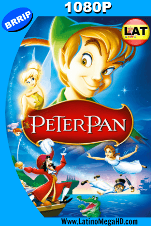 Peter Pan (1953) Latino HD 1080P ()