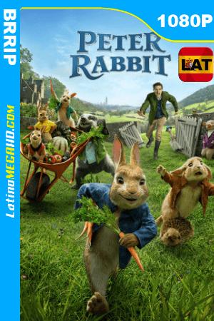Las travesuras de Peter Rabbit (2018) Latino HD BRRIP 1080P ()