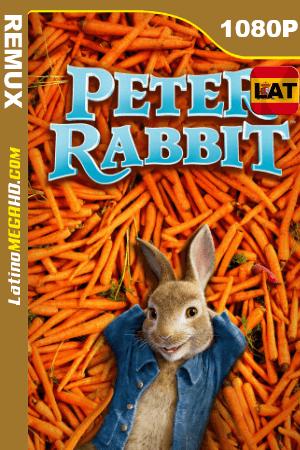 Las travesuras de Peter Rabbit (2018) Latino HD BDREMUX 1080P ()