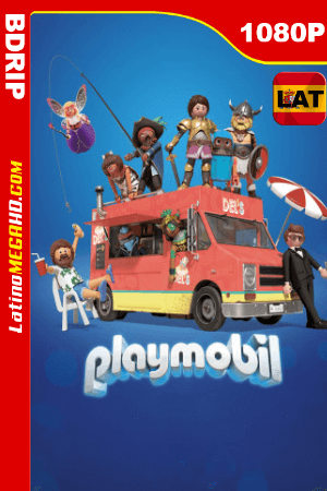 Playmobil: La película (2019) Latino HD BDRIP 1080P ()