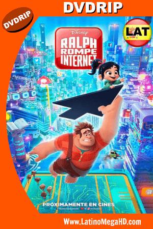 Wifi Ralph  (2018) Latino Line DVDSCR ()