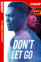 Don't Let Go (2019) Latino HD BDRIP 1080P - 2019