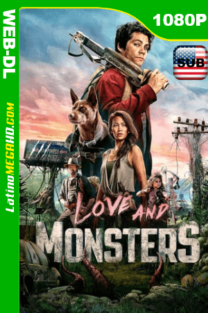 Love and Monsters (2020) Subtitulado HD WEB-DL AMZN 1080P ()