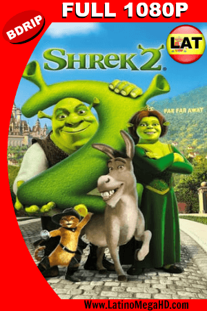 Shrek 2 (2004) Latino HD BDRIP 1080P ()